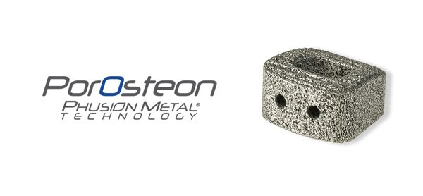 Cavetto Phusion Metal Distribution Agreement PorOsteon